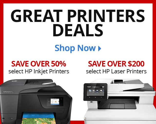 Great printer deals  