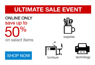Save up to 50% Ultimate Sale Event | SHOP NOW